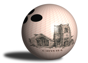 The Central Baptist Wii™ Bowling Association Logo