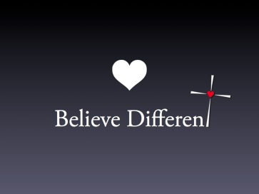 Believe Different
