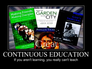 Continuous Education