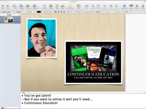 Keynote Notes
