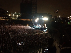 Bruce Springsteen Stage