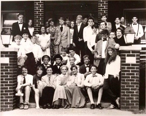 1991 cast and crew