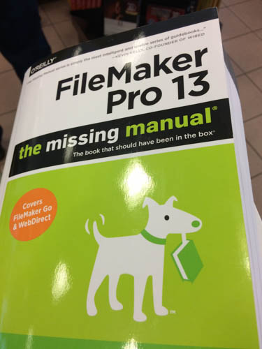 Filemaker - The Missing Manual