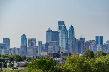 Center City post-dehaze filter