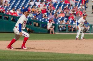 Freddie Galvis at Shortstop