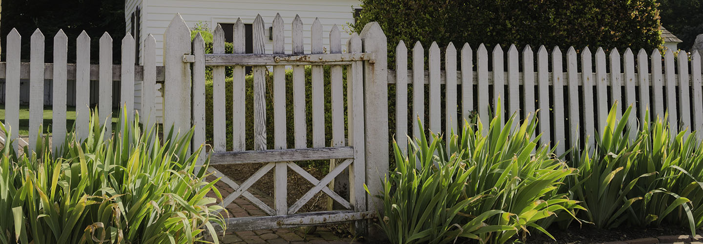 Colonial Fence