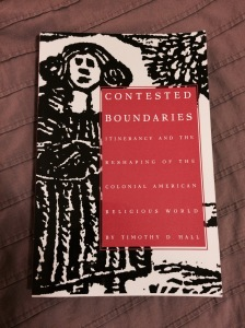 Contested Boundaries Cover