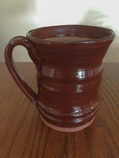 Mug manufactured in Old Sturbridge Village