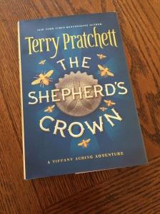 The Shepherd's Crown book