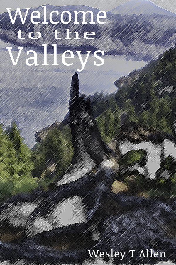 Welcome to the Valleys Cover
