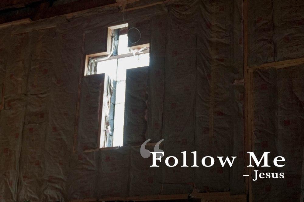Follow Me - Jesus