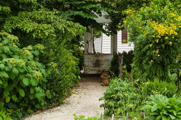 Garden Center at Colonial Willisamburg