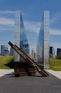 9-11 Memorial at Liberty Park