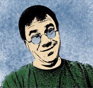 Wezlo as a comic