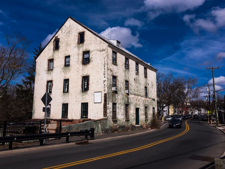 The Old Mill in Allentown, NJ