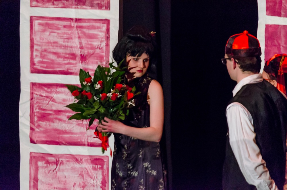 Mrs. Meers in Thoroughly Modern Millie