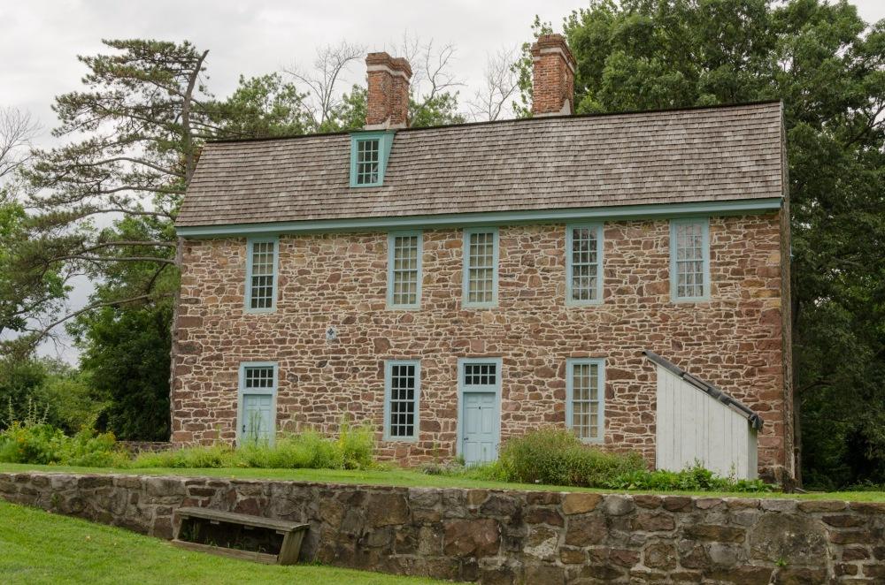 Graeme Park manor house