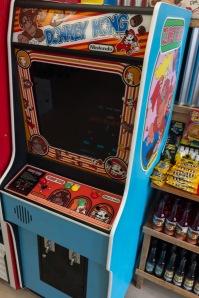 Donkey Kong Machine