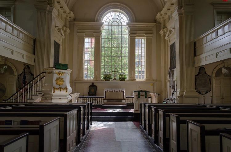 Christ Episcopal Church Sanctuary