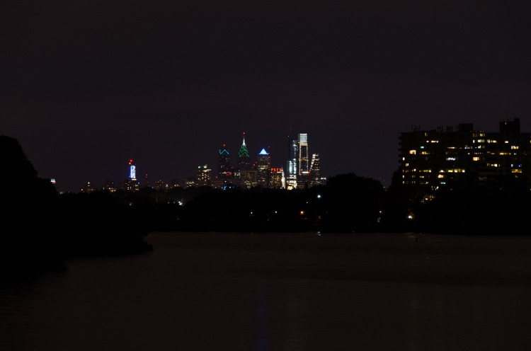 Center City Skyline from Cooper River Park