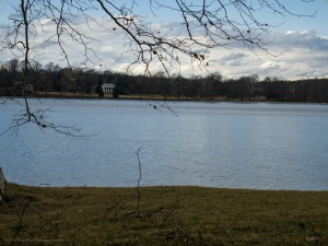 Looking across the Delaware River