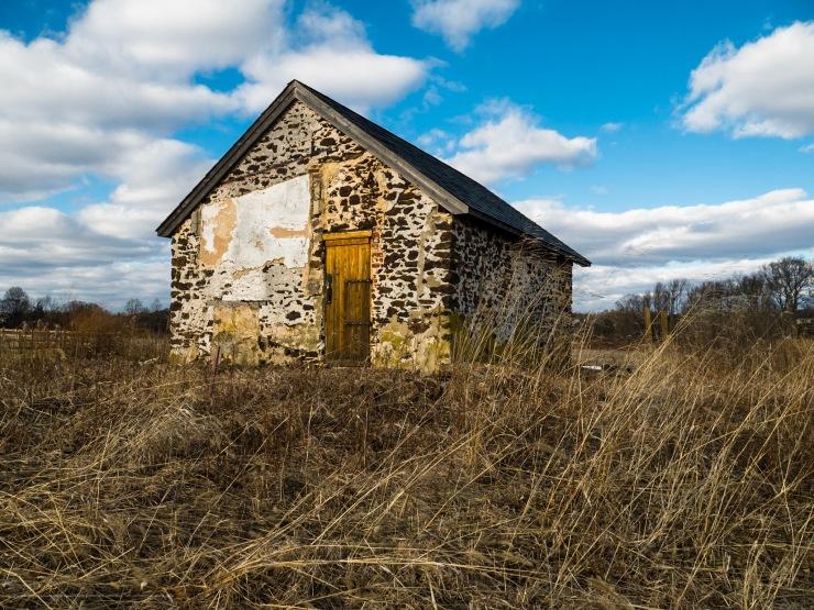 An Old Barn in Moorestown, NJ