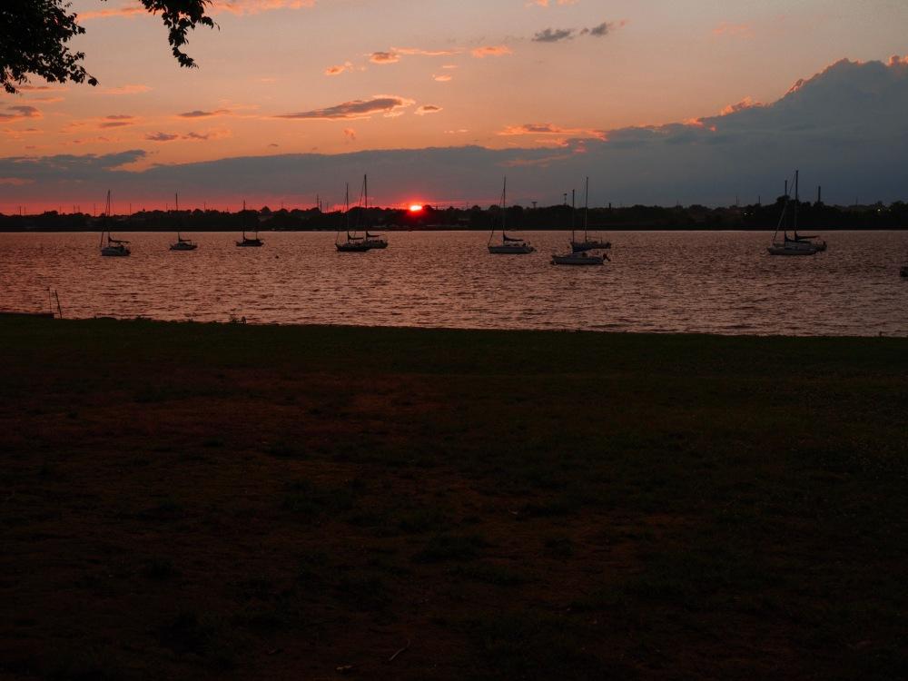Delaware Sunset