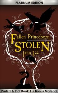 Fallen Princeborn Cover