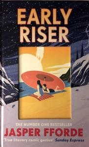 Early Riser, UK Cover