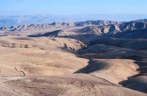 """Wilderness of Judah Judean Wilderness,"" The Accordance Bible Lands PhotoGuide, paragraph 2343."