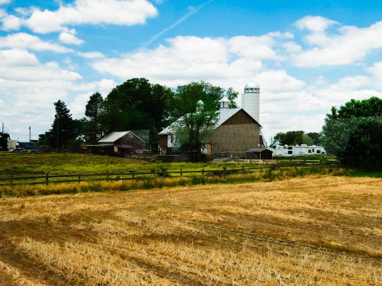 A Lancaster, PA Farm