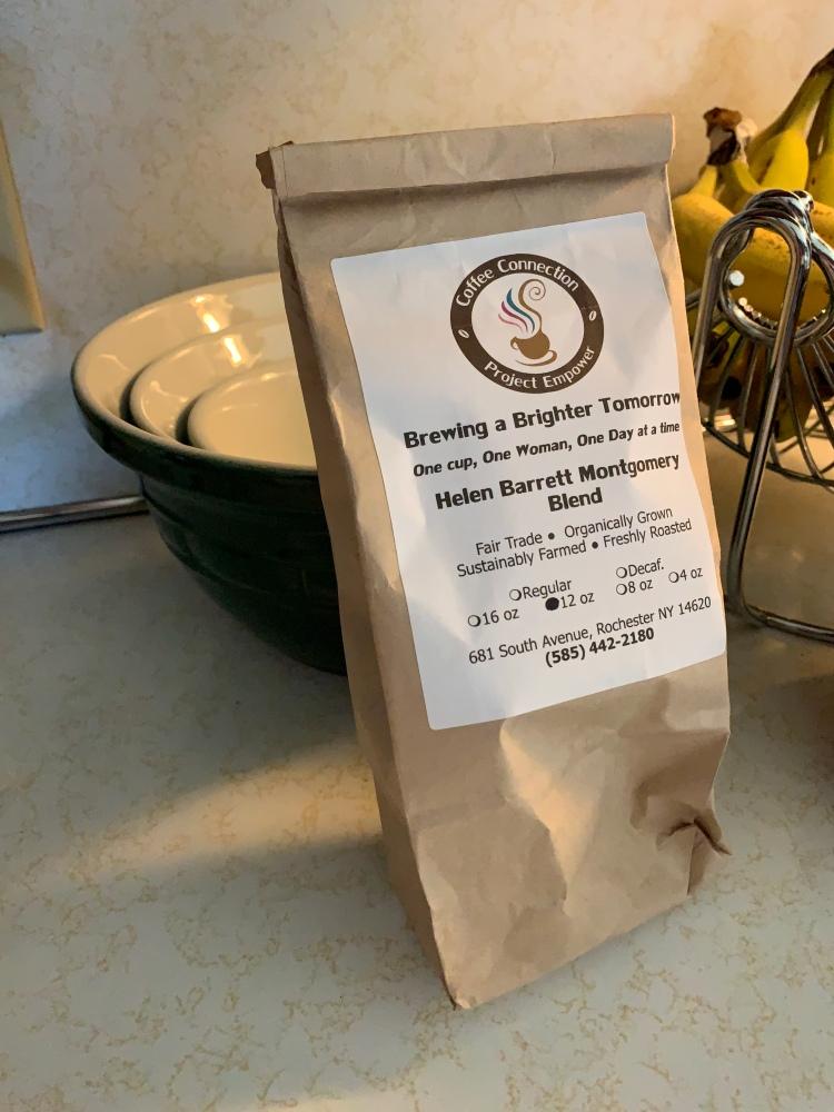Helen Barrett Montgomery coffee