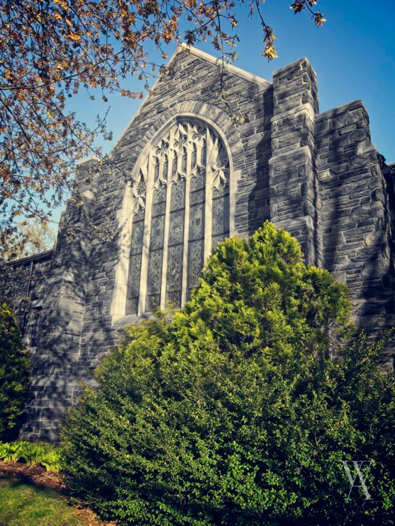 Central Baptist Church Building
